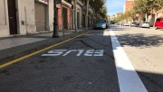 Calaf millora diversos punts de senyalització vial dels seus carrers
