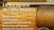 Barrets d'obsequi amb la 2a edició de l'Agro Alta Segarra