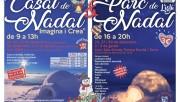 Ja pots consultar la proposta del Casal i Parc de Nadal de Calaf