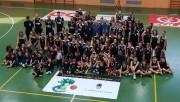 El Club de Bàsquet Calaf i l'Escola de Futbol Sala Alta Segarra presenten els seus equips