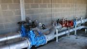 Els indicadors de la qualitat de l'aigua de la xarxa de proveïment de Calaf milloren en els primers quinze dies de connexió amb la Llosa del Cavall