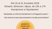 S'inicia un nou curs de coneixement de la societat catalana i el seu marc jurídic - Mòdul C