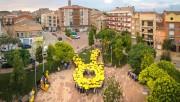 Calaf celebra la Diada amb actes reivindicatius i culturals