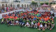 El 3x3 de futbol de Calaf torna a omplir la plaça Barcelona 92