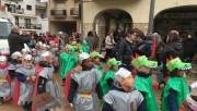 Els més petits donaran el tret de sortida al carnaval de Calaf