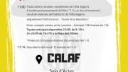 Presentació del llibre '1-O, un dia de mil emocions' a Calaf
