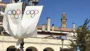 Calaf commemora el 25è aniversari de les Olimpíades de Barcelona '92