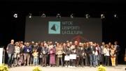 La 2a Nit de l'Esport i la Cultura de Calaf entrega 14 premis i 2 mencions especials en una gala marcada per l'emotivitat i la participació