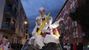 Fins a 13 carrosses i 5 comparses participen en la gran rua de la Festa del Pellofa de Calaf!