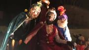 Els Reis Mags visiten Calaf i el Consell d'Infants municipal els transmet els seus desitjos