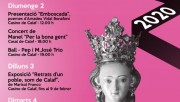 La festa de Santa Calamanda torna a Calaf amb la seva versió més solidària
