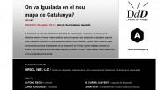 Debat sobre el futur de la comarca de l'Anoia i de l'Alta Segarra