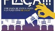 La gastronomia de l'Alta Segarra torna a ser protagonista del 'Tasta la plaça!!!' de Calaf