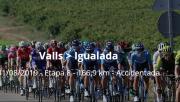 La 8a etapa de la volta ciclista Espanya passarà per Calaf