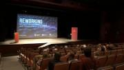 Un centenar d'empresaris i autònoms assisteixen a la conferència sobre transformació digital