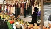 La Fira de la Carbassa de Calaf atreu milers de visitants de tot Catalunya