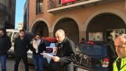 L'Ajuntament de Calaf es suma a l'aturada amb motiu de l'inici dels judici als presos polítics catalans