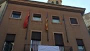 La Junta Electoral exigeix a l'Ajuntament de Calaf retirar el llaç groc i la pancarta 'Republiquem'