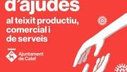 Ja es poden sol·licitar els ajuts a comerços i autònoms de Calaf afectats per la Covid-19