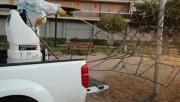L'Ajuntament de Calaf adquireix tres màquines per desinfectar instal·lacions, espais i elements públics