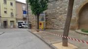 L'Ajuntament cobreix els escocells del Passeig de Santa Calamanda i la Plaça de les Eres