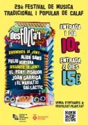 Desfolca't! - Festival de Música Popular i Tradicional de Calaf