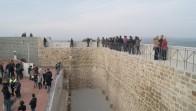 Les muralles del castell són un bon mirador