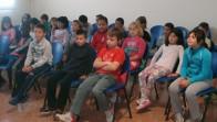 Visita 3r primària a l'Ajuntament 2014 a