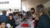 St. Jordi 2014 Mostra gastronòmica 1