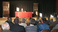 La conferència de Mn. Pladevall va reunir unes setanta persones