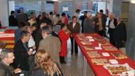 Degustació de productes artesans després de la conferència