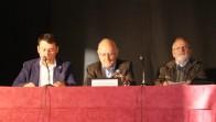 Joan Caballol, Antoni Pladevall i Joan Sanglas