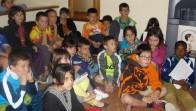 Visita 3r primària a l'Ajuntament 2014 b