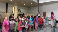 Visita alumnes 3r a l'Ajuntament - 29.05.15 - Sala Felip