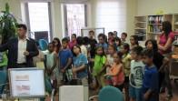 Visita alumnes 3r a l'Ajuntament - 29.05.15 - Serveis tècnics
