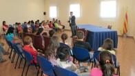 Visita alumnes 3r a l'Ajuntament - 29.05.15 - Sala de Plens