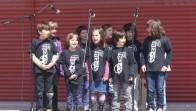 Plantada Arrela't a Calaf 2013 - Actuació de l'Escola de Música