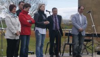 L'acte va comptar amb la presència de la diputada Maria Senserrich
