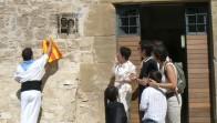 Inauguració de la nova casa dels gegants de Calaf