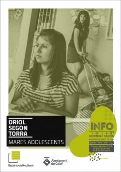 Exposició 'Mares adolescents' - Oriol Segon Torra