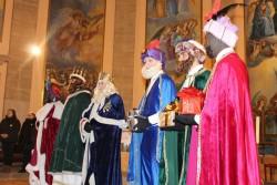 Reis i patges reials Calaf