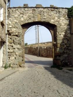 Portal de Xuriguera - Calaf