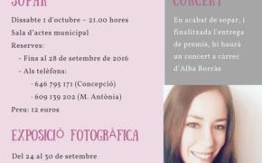 Aquest dissabte s'obre l'exposició fotogràfica del II Concurs de Fotografia Vila de Calaf