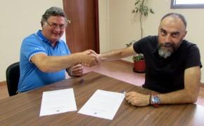 Acord de col·laboració entre l'Ajuntament i la colla de Geganters i Grallers de Calaf