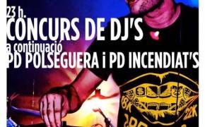 DJ Bangnoise i La gran turka, guanyadors del concurs de DJ's de l'Alta Segarra