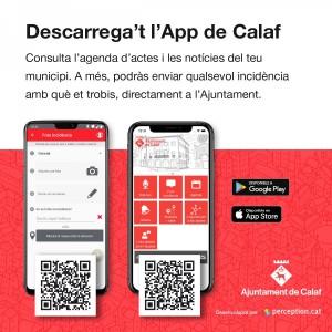 aplicació municipal de Calaf