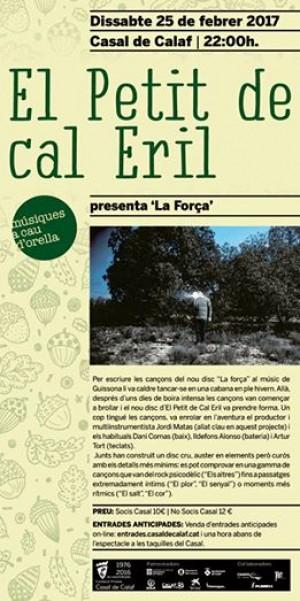 Concert El Petit de Cal Eril