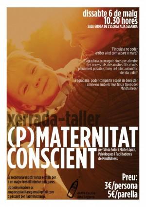 Taller '(P)Maternitat Conscient'