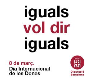 Banner Dia Internacional de les Dones 2017