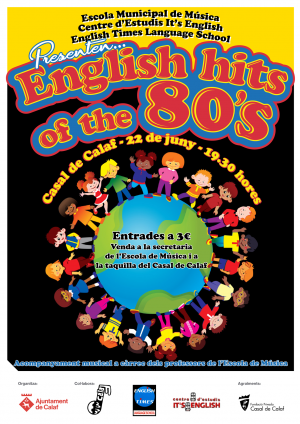 Concert 'English hits of the 80s'